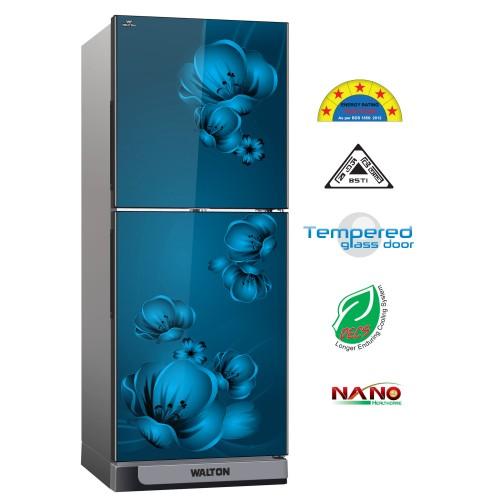 Walton - WFC-3D8-GDXX Direct Cool Refrigerator - 348 Ltr