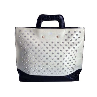 All Over Stone Ladies Bag
