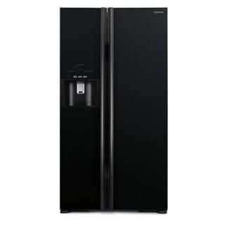 Hitachi Side by Side Refrigerator   R-S800GP2PB-GBK   651 L