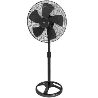 Walton WPF24B-PBC (Black) Pedestal Fan
