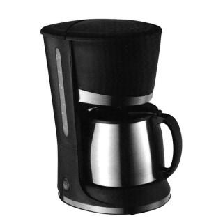 Ocean Coffee Maker OCM6639SS S/S-1.2L Black & Silver