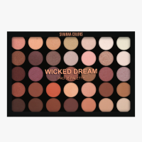 Sivanna Colors Wicked Dream Pro 35 Colors Eyeshadow Palette No.01