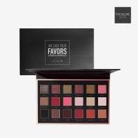 Focallure Your Favors 18 Shades Full Function Palette FA-40