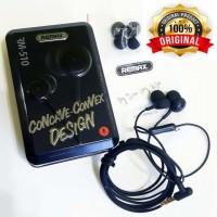 Remax RM-510 Hi Base Earphone