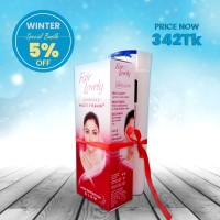Winter Special Bundle Glow and Lovely Advanced Multivitamin 80gm with Clinic Plus Shampoo 170ml