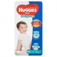 Huggies Dry Diaper XXL (14  Kg) 40 pcs (Malaysia)