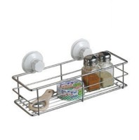 Cupula Stainless Steel Portable Suction Storage Kitchen Basket