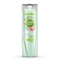 Sunsilk Natural Recharge Hijab Refresh Fig and Mint Shampoo 180ml