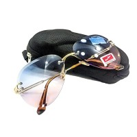 Rimless Women Sunglass