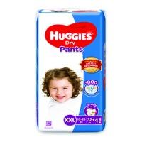 Huggies Dry Pants XXL ,15 25 Kg, 36 pcs Malaysia