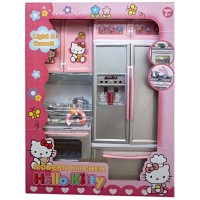 Modern Kitchen Hello Kitty Set For Kids