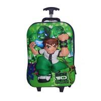 Trolly Bag For Boys - Ben10
