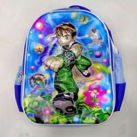 Ben10 3D Printed School Bag