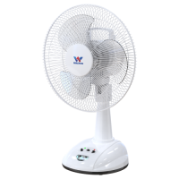 Walton WRTF12A (White) Rechargeable Fan