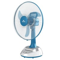 Walton W17OA-AS (Stand-Blue, Base-White) Rechargeable Fan