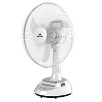 Walton W17OA-AS (Stand-White, Base-White) Rechargeable Fan