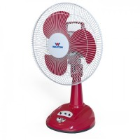 Walton WRTF12A (Maroon) Rechargeable Fan