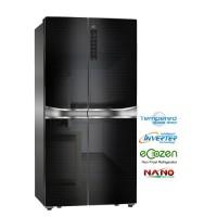 Walton WNI-6A9-GDSD-DD Non-Frost Refrigerator - 619 Ltr
