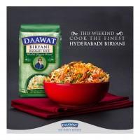 Dawat-E-Biriyani Basmati Rice 1Kg