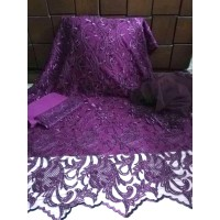Net Georgette Embroidery 4 pcs collection