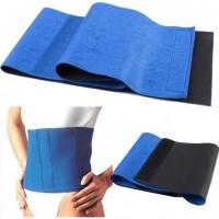 Adjustable Waist Trimmer Exercise Sweat Belt Fat Burner Shaper Slimming Lose Weight Body Burn Cellulite For Men Women