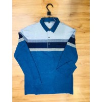 Men's Casual Slim Fit Full Sleeve T-Shirt (Imported)