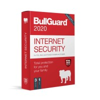 BullGuard Internet Security 2020 1PC for all Windows PC's, MACs and Android