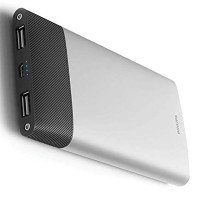 PHILIPS QC3.0 FAST CHARGE ULTRA THIN POWER BANK 10000MAH DLP10006Q