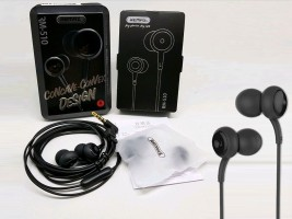 REMAX RM 510 In-Ear Earphone With Metal Box