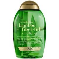 OGX Strength & Body Bamboo Fiber-Full Shampoo 385ml (UK PRODUCT)