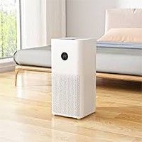 Mi Air Purifier 3C LED Display True HEPA filter - White