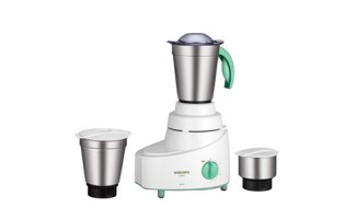 HL1606/03 Philips Mixer Grinder - Silver and Green