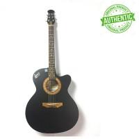 Original Signature Acoustic Semi-Electric Guitar black