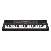 Yamaha PSR-E-363 61-Key Touch Sensitive Portable Keyboard - Black