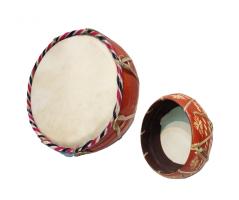 Professional Wooden Hand Drum -Haat Baya