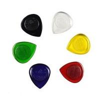 AP-100JS Picks 6 Pcs - Multi Color