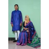 Fashionable Couple Set (Blue & Purple)
