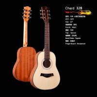 Chard Trave Size Guitar 32B