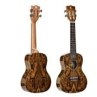 Kaysen Natural Cordelia Wood Concert Ukulele