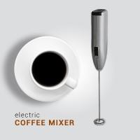 Electric Hand Mixer Cappuccino Coffee Maker