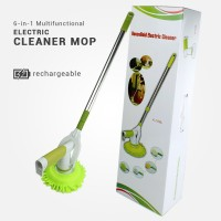 6 in 1 Multifunctional Electric Rechargable Cleaner MOP