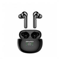 AWEI T15P Mini TWS bluetooth 5.0 Wireless Earbuds Waterproof Touch Control Digital Display Earphone
